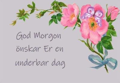 god-morgon